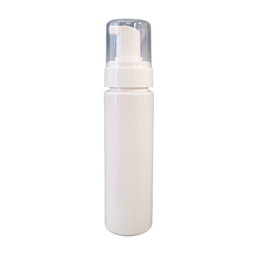 200ml White Foamer Pump Bottle