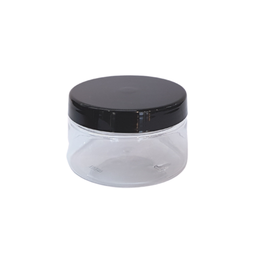 100ml Jar - Plastic Clear